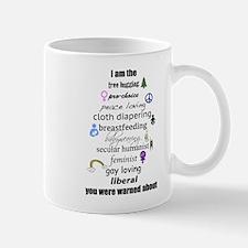 Liberal Me Mugs