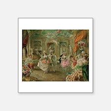 Rococo Dance Party Sticker