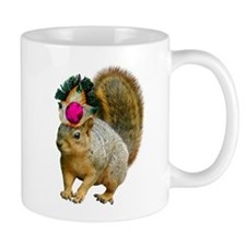 Queen Squirrel Mug