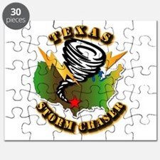Storm Chaser - Texas Puzzle