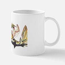 Sinbad Vs. Shark Mug