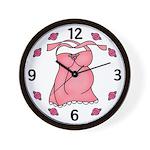Sexy Mama Wall Clock