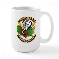 Storm Chaser - Arkansas Mug