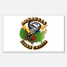 Storm Chaser - Arkansas Decal
