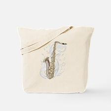 Cute Oboe art Tote Bag