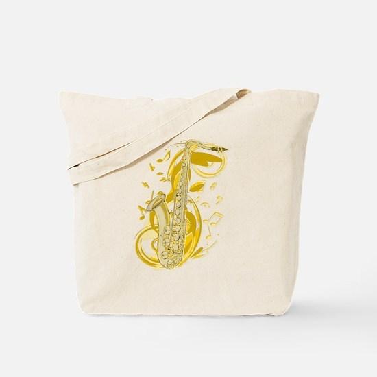 Unique Rock n roll baby Tote Bag