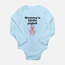 Mommys Little Piglet Body Suit