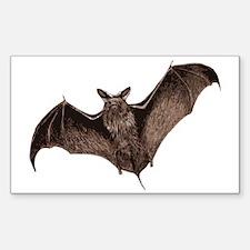 Bat Sticker (Rectangle)