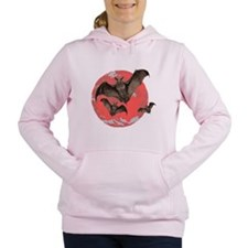 Bat Women's Hooded Sweatshirt