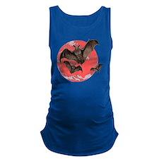 Bat Maternity Tank Top