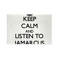 Keep Calm and Listen to Jamarcus Magnets