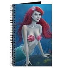 Red Haired Mermaid Journal