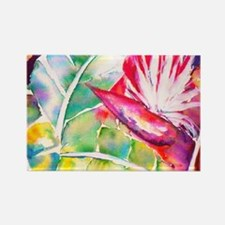 Bird of Paradise 2 Rectangle Magnet