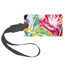 Bird of Paradise 2 Luggage Tag
