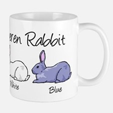 Beveren Rabbit Colors Mugs