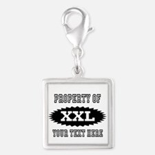 Personalize Property Of XXL Charms