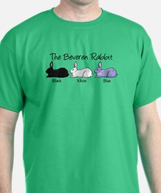 Beveren Rabbit Colors T-Shirt