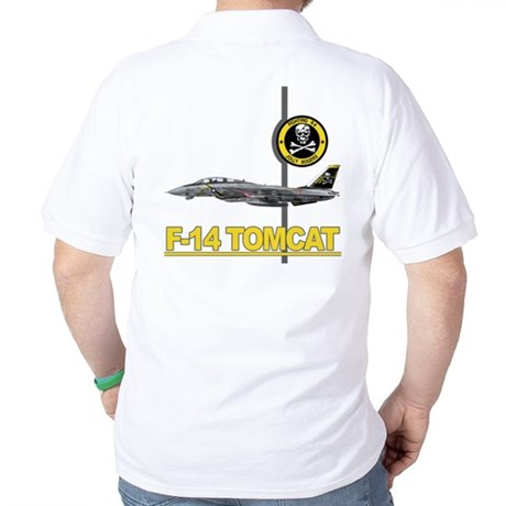 VF-84 Jolly Rogers Golf Shirt