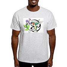 Hummingbird Tribal T-Shirt