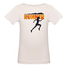 female runner.png T-Shirt