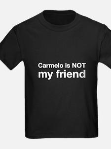 Carmelo Is NOT My Friend T