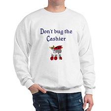 Cashier Ladybugs Sweatshirt