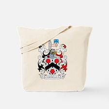 Cornelius Family Crest Tote Bag