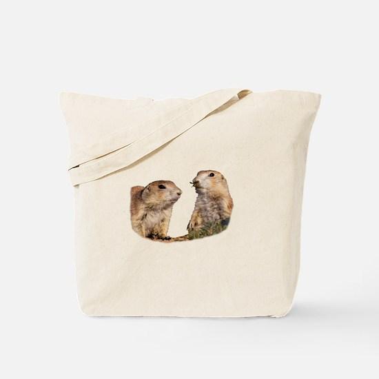 Prairie D Tote Bag