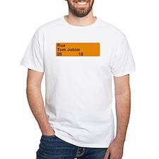 Rua Tom Jobim, Rio de Janeiro (BR) Shirt
