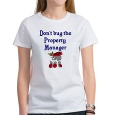 Property Manager Ladybugs Tee