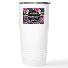 JEREMIAH 29:11 Travel Mug