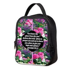 JEREMIAH 29:11 Neoprene Lunch Bag