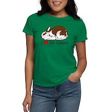 I Heart Rex Rabbits T-Shirt