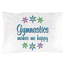 Gymnastics Happy Pillow Case