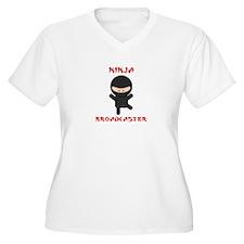 Ninja Broadcaster T-Shirt