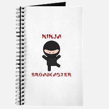 Ninja Broadcaster Journal