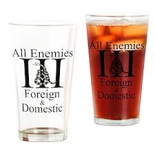 The Threeper LT Drinking Glass