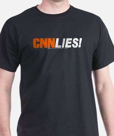 CNN Lies T-Shirt