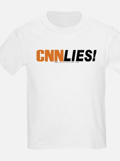 CNN Lies T-Shirt