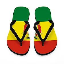 Flag of Bolivia Flip Flops