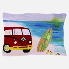Surf'S Up Pillow Case