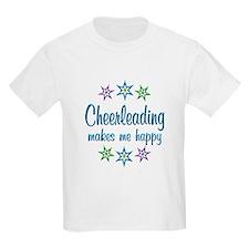 Cheerleading Happy T-Shirt