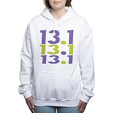 13.1 Women's Hooded Sweatshirt