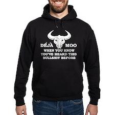 Deja Moo Hoodie