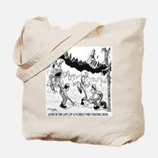 Fire Cartoon 3603 Tote Bag