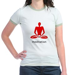 Meditation Women's Ringer