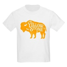 Yellowstone Buffalo T-Shirt