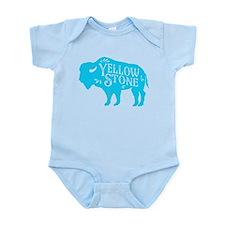 Yellowstone Buffalo Infant Bodysuit