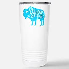 Yellowstone Buffalo Travel Mug