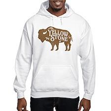 Yellowstone Buffalo Jumper Hoody